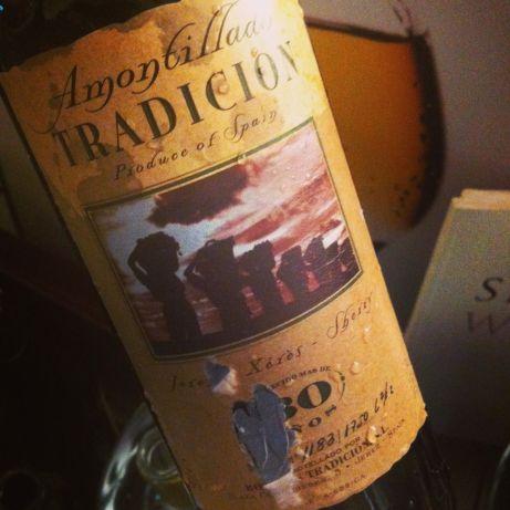 Bodegas Tradicion Amontillado