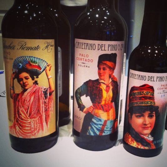 Sherry Labels