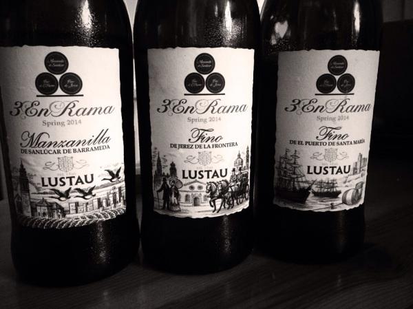 Lustau 3 en Rama