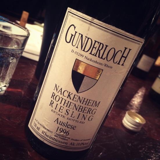Gunderloch Auslese